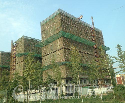 独家走访2013青岛第二批拟上市保障房项目 五大项目实况抢先看(组图)