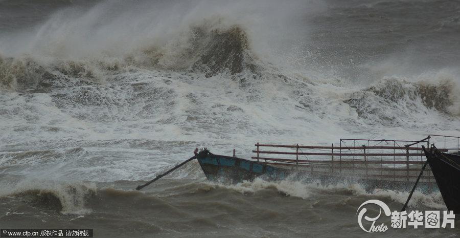 09台风天兔图片_台风天兔最新消息通报死亡人数增加图8