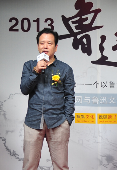 中国作协书记处书记李敬泽