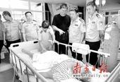 天兔突袭广东:女民警执勤殉职 治保员救人身亡