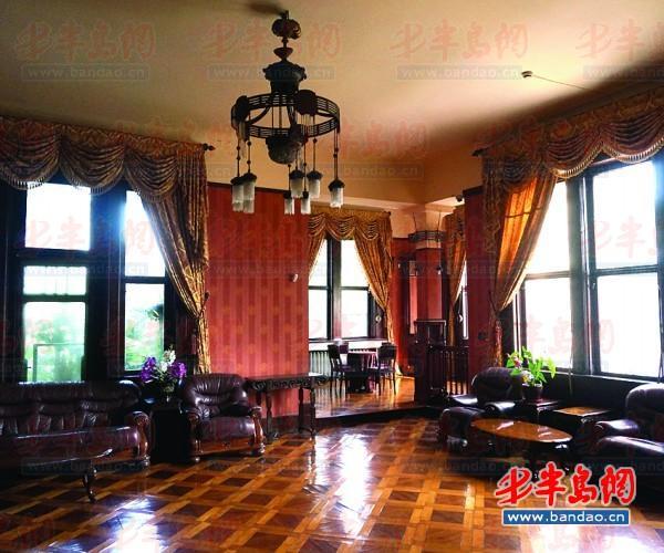 总督夫妇的房间