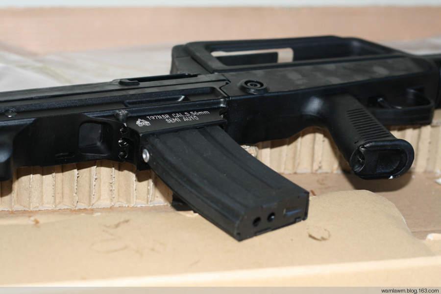 中国 步枪/出口型97式步枪开箱照曝光