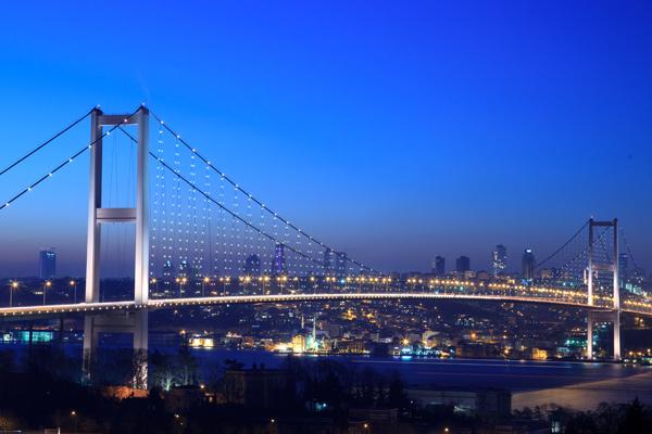 契拉昂宫现为伊斯坦布尔最高级的饭店.图片