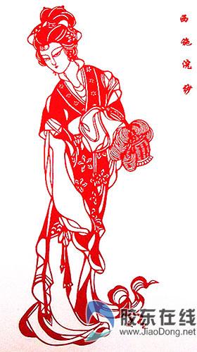 周军 实习生 宋晓梅)在讲求创新的今天,作为非物质文化遗产的剪纸艺术