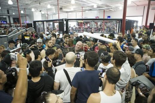 UFC168的影响力将全面超越UFC100
