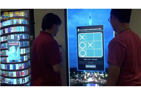 谷歌新产品:面向触屏或联网电视对映射