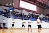 图文:东亚运赛事流程演练 颁奖环节重点演练