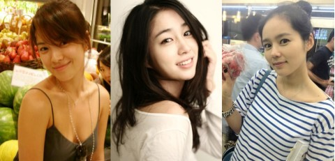 韩国最美丽的女神会是谁 第一名由素颜依然迷倒众人的宋慧...
