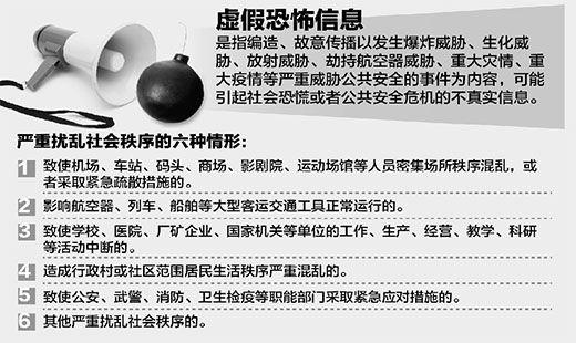 """散布谣言罪司法解释_飞机""""诈""""弹 从重处罚(热点解读)(图)-搜狐滚动"""