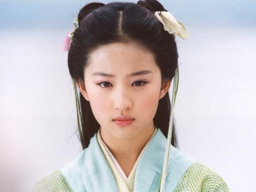 古装剧中的绝世美女_盘点古装剧中的绝世美女最漂亮的竟是她5_时