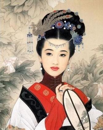 中国古代四大美女情史秘闻(组图)-搜狐滚动