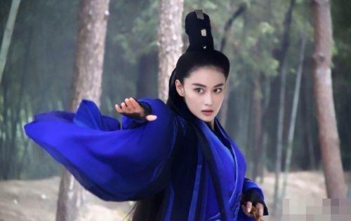 陈研希小龙女剧照