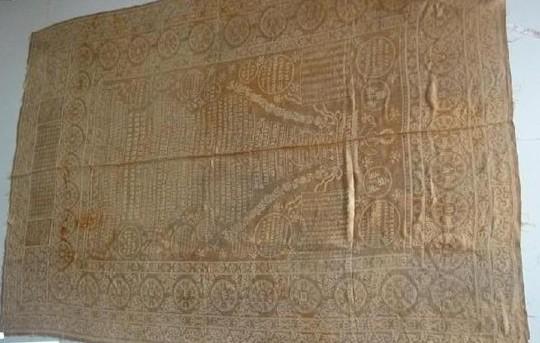 慈禧随葬品陀罗尼经 价值连城的织金陀罗尼经是慈禧的随葬