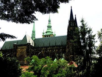 布拉格城堡皇宫
