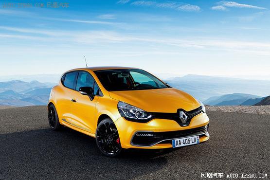 欧美最受欢迎小型车榜