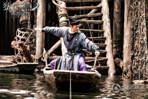 2013年3d电影票房_徐克3D新电影《狄仁杰之神都龙王》票房领先国庆档(组图)-搜狐滚动