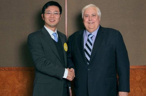 澳洲帕尔默联合党华裔候选人当选西澳参议员(图)