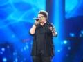 《中国好声音-第二季演唱会片花》歌唱祖国 田园《夜太黑》