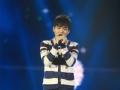 《中国好声音-第二季演唱会片花》歌唱祖国 余俊逸《眼泪》