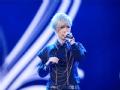 《中国好声音-第二季演唱会片花》歌唱祖国 张欣奕《超级爆》