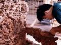民间工艺 红木雕刻