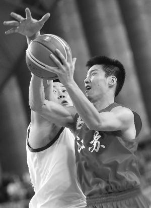 杨力/杨力(右)在全运会上表现不俗