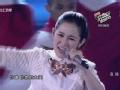 《中国好声音-第二季学员金曲》第十五期 年度盛典:那英萱萱《天生不完美》