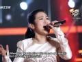 《中国好声音第二季片花》第十五期 年度盛典:萱萱《沙滩上的脚印》