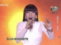 《中国好声音第二季片花》第十五期 年度盛典:吴莫愁《我相信》