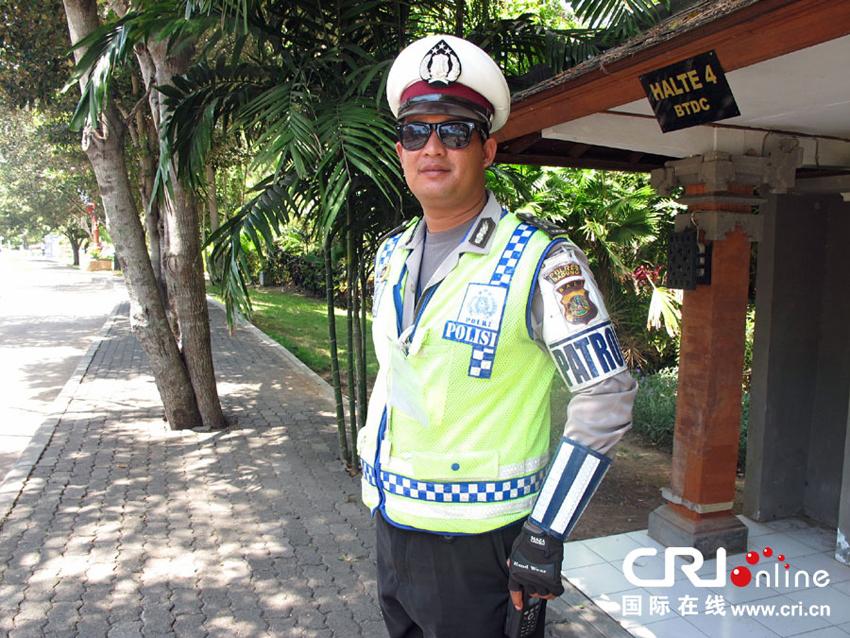 印尼交通警察