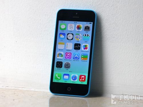 iPhone 5c正面图片