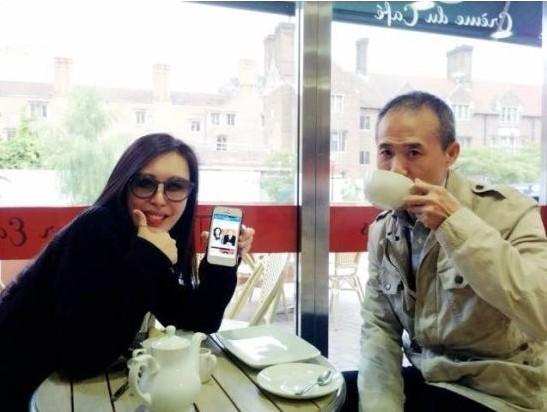 还晒出王石和田朴珺的照片称二人身在剑桥,且王石下半年将在剑桥大学