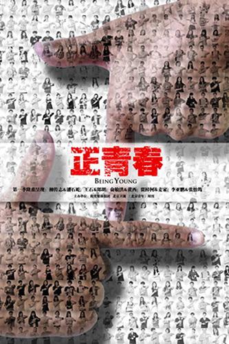杨澜访谈录 正青春海报