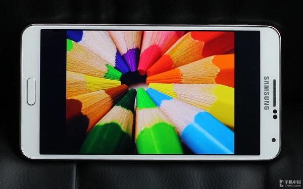 三星galaxy note3好_5.7英寸1080p屏 三星GALAXY Note3评测(5)-搜狐数码