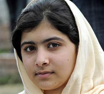 巴基斯坦16岁少女或成诺贝尔和平奖最年轻得主