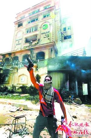 穆兄会总部遭到反对者冲击。
