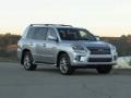 [海外新车]领袖风范 2014雷克萨斯 LX570
