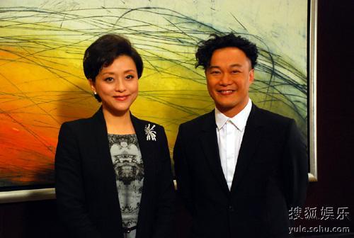 《杨澜访谈录》专访陈奕迅