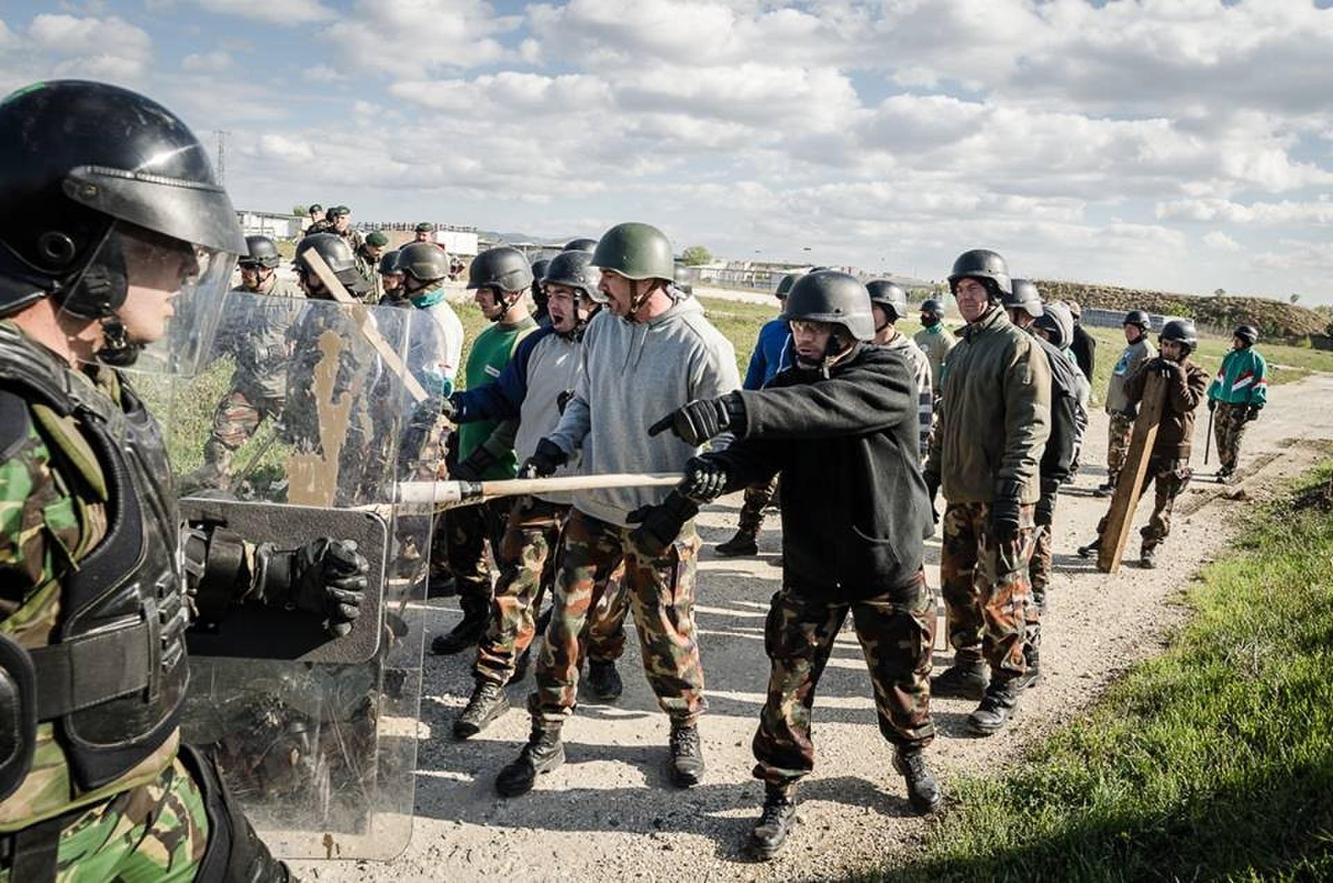 1   图集详情:   【近日,在科索沃执行维和任务的葡萄牙士兵和