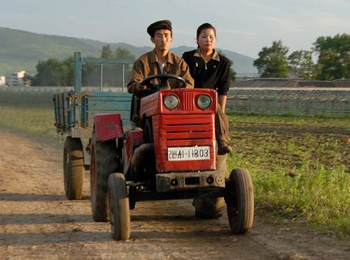 朝鲜_中国,朝鲜,越南,印度农村房对比(组图)