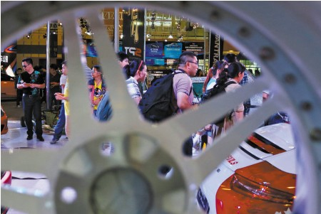在实施两轮节能汽车补贴之后,新一轮推广补贴政策门槛更高高清图片