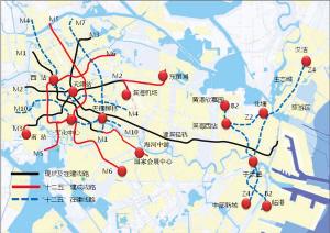 """京津新城规划_天津市公布综合交通""""十二五""""规划(组图)-搜狐滚动"""