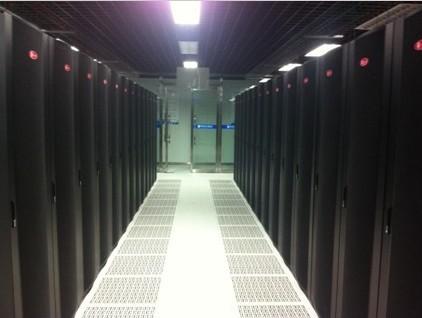科华恒盛泰安云计算数据中心项目顺利通过验收