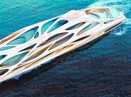 未来的建筑怎么画手绘效果图