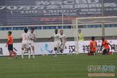 中超图:卓尔0-1东亚 集体庆祝进球