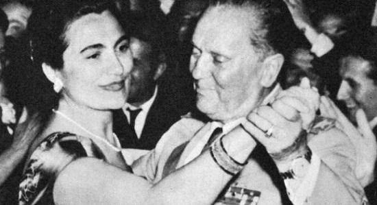 前南斯拉夫元首铁托遗孀去世
