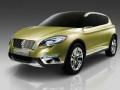 [海外新车]十足的SUV风格 新铃木S-Cross