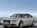 [海外新车]动力输出更强劲 2014款奥迪A8