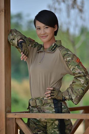 安雅萍饰演沈兰妮