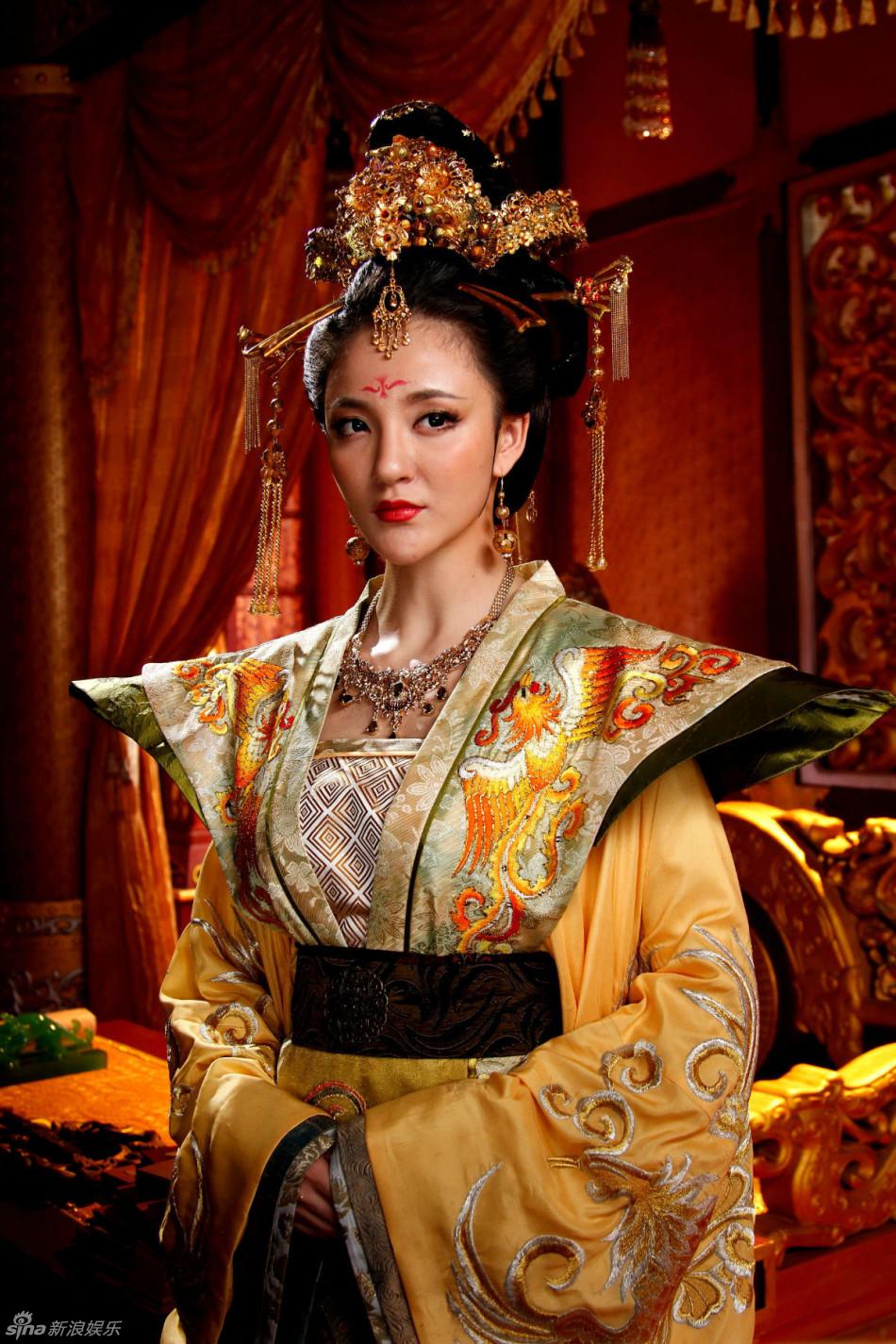 《太平公主秘史》刘雨欣版武则天